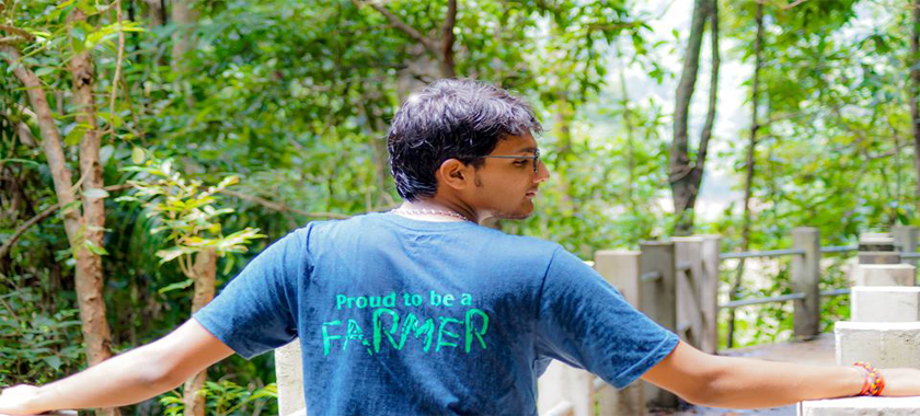 ConnectFarmer T shirt